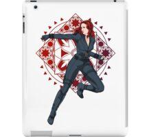 Natasha Romanoff, The Black Widow iPad Case/Skin