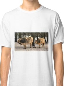 Brahman Cattle Classic T-Shirt
