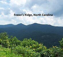 OUTLANDER Fraser's Ridge, North Carolina by kate2015