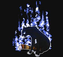 In Azure Flame Unisex T-Shirt