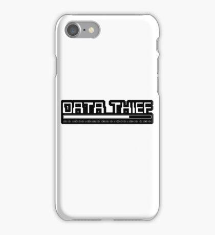 Data Thief iPhone Case/Skin
