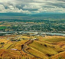 Clarkston, Washington & Lewiston, Idaho by Susan Russell