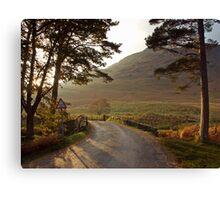 Wasdale, Cumbria Canvas Print
