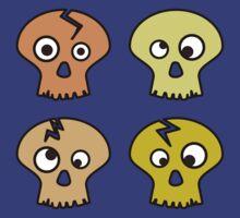 Skulls by jean-louis bouzou