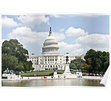 The Presidential Whitehouse  Poster