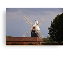 Tuxford Windmill Nottinghamshire Canvas Print
