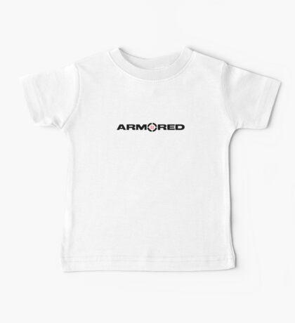 Armored Crosshair Baby Tee