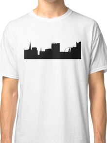 city silhouette Classic T-Shirt