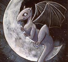 Moon Dragon by Amy Sue Stirland