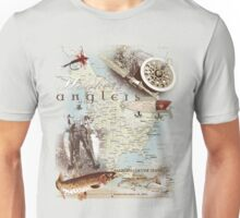 hookers and anglers Unisex T-Shirt