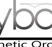 Cyborg Cybernetic Organism Sticker
