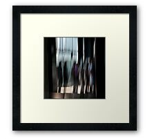 sightseeing... Framed Print
