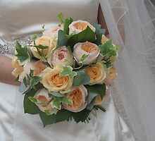 Brides Bouquet by Forfarlass