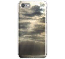 Reaching Through the Clouds iPhone Case/Skin