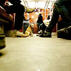 trains, shoes & dogs by Greenlens
