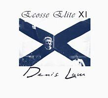 Ecosse Elite XI. Denis Law Mens V-Neck T-Shirt