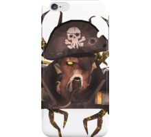 Polygonal Cursed Captain iPhone Case/Skin