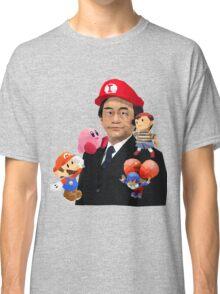 Iwata and Friends Tribute Classic T-Shirt