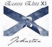 Ecosse Elite XI. Johnston by Robert Wilson