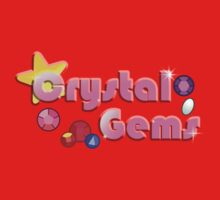 We Are the Crystal Gems! Baby Tee