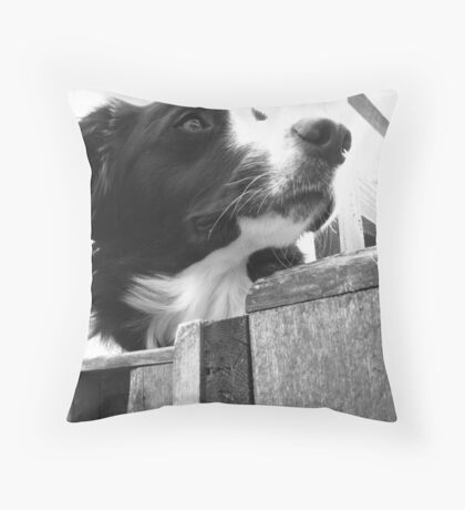 Typically Tina Throw Pillow