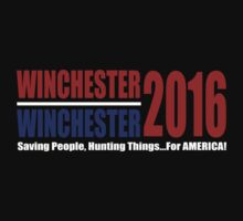 Winchester 2016 One Piece - Long Sleeve