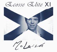 Ecosse Elite XI. McLeish by Robert Wilson