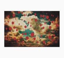99 Red Balloons Kids Clothes