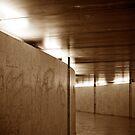 Subway in Lisbon by Laurent Hunziker