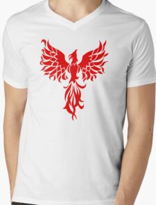 Phoenix #2 Mens V-Neck T-Shirt