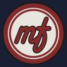 Retro Mike Falzone Logo by BlueDelicious