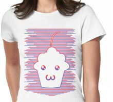Cupcake-San Womens Fitted T-Shirt