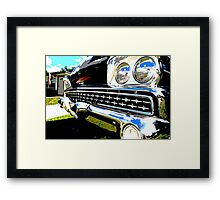 1959 Rancharo! Framed Print