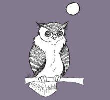 Owl #1 Kids Tee