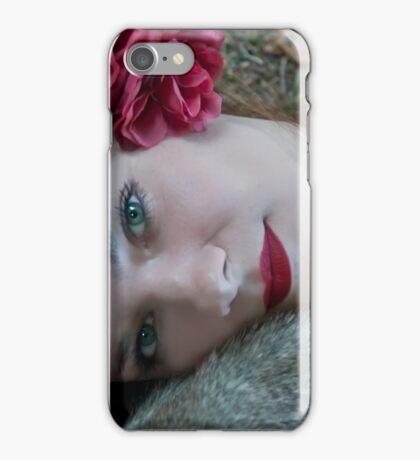 Tamed Rose iPhone Case/Skin