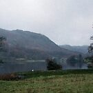 Rydal Water Lake district England 199711130011  by Fred Mitchell