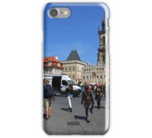 Old town square,Praha iPhone Case/Skin