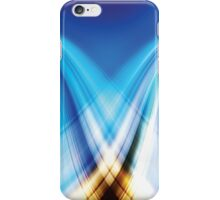 Crystal Glass Abstract iPhone Case/Skin