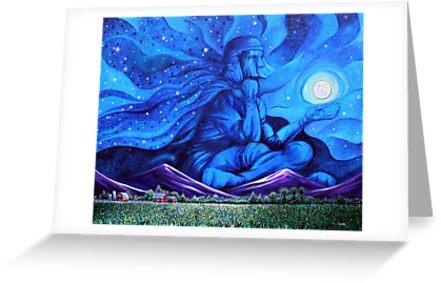 'Beneath the Cloak of Night (God Night)' by Jerry Kirk