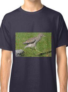 Heron hopscotch Classic T-Shirt