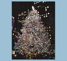 Rockefeller Center, Holiday Tree, NYC, NY Kids Tee