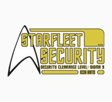 Starfleet Security Kids Tee