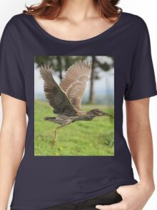 Learning to fly Women's Relaxed Fit T-Shirt