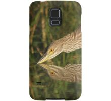 Mirror mirror on the wall who is the fairest heron of all? Samsung Galaxy Case/Skin