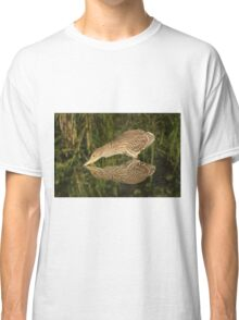 Mirror mirror on the wall who is the fairest heron of all? Classic T-Shirt