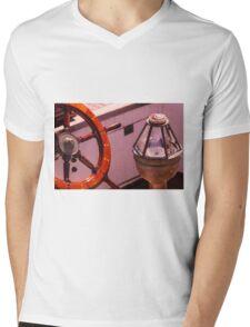 Adventure Bound Mens V-Neck T-Shirt