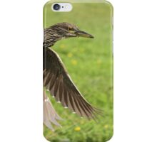 Off to his hideaway iPhone Case/Skin