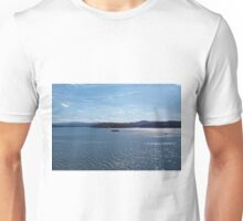 Excursion ship go by the Solina Lak Unisex T-Shirt