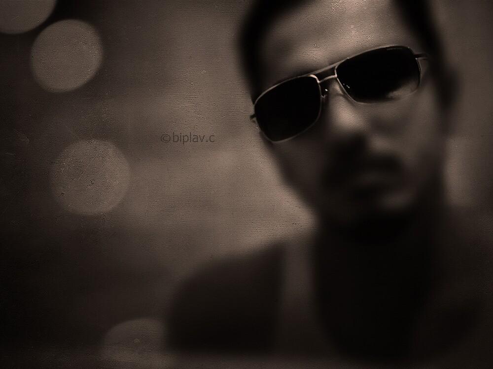 Spy goggles by Biplav chhetri