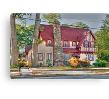 somewhere in Queens-another version Canvas Print